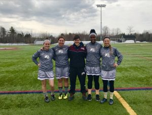 Beavers Capture Win Against MMA Women's Lacrosse