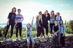 International Students Adjust to American Life at UMF