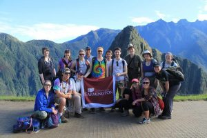 Fifteen UMF Students Journey Through Peru