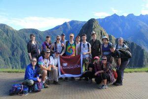 Fifteen UMF Students Journey Through Peru