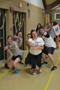 UMF Students in Relay For Life Kick Off to Save Lives