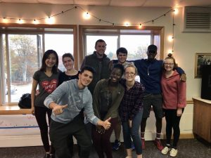 UMF Students Experience Spiritual Renewal after a Fall Retreat