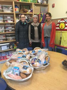 Alpha Lambda Delta Heads Thanksgiving Drive for Ten Local Families