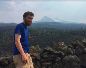 UMF Geology Student explored Yellowstone Supervolcano