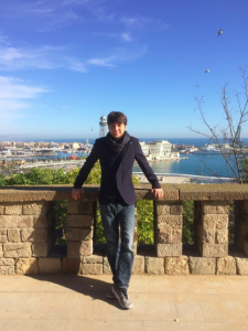 UMF Fullbright Scholar Teaches English in Spain