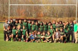 UMF Men's Rugby Tackles England