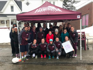 UMF Track Team Breaks Records At First Meet
