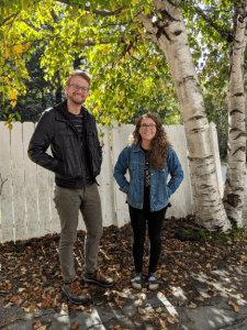 New Editors of the Sandy River Review Introduce their Vision