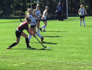 UMF Field Hockey Falls Short to Thomas Terriers