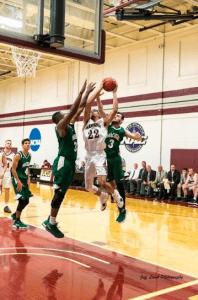Men's Basketball Defeats UMM in Home Opener
