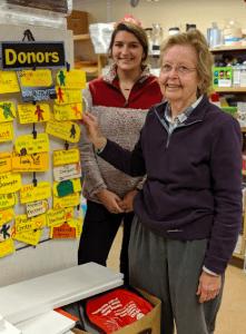 Mary Ryan Pioneers Conscious Consumerism at UMF