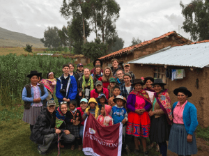 Adventurous Students Prepare for a Journey Across Peru This Spring