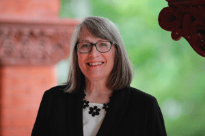 New VP of Student Affairs Looks Forward to Responding to Student's Needs