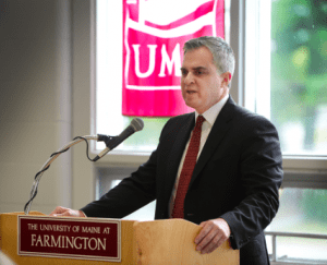 President Serna on Future of UMF