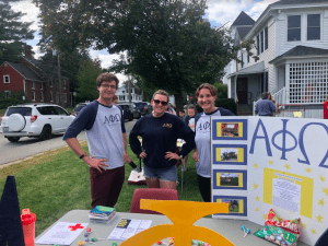 Alpha Phi Omega Is Accepting New Members