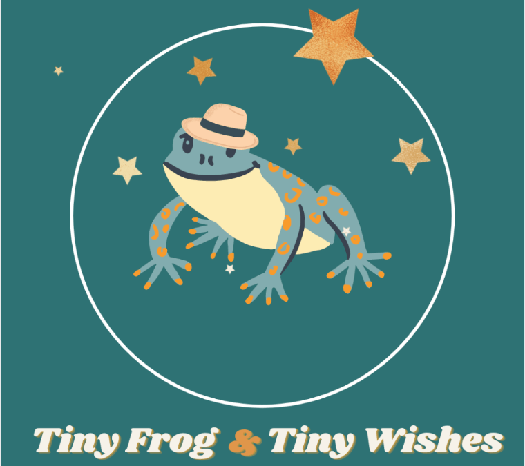 Tiny Frog Wishes