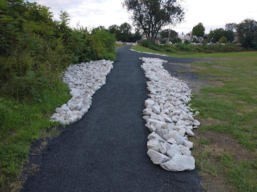 New all-access trail around Prescott Field