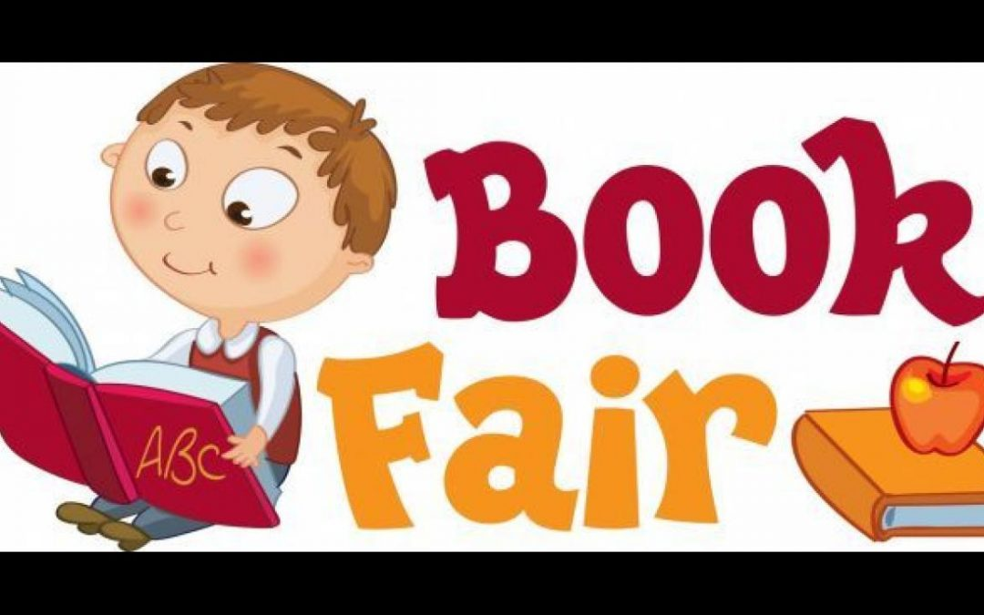 Book Fair is Here!