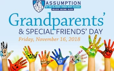 Grandparents & Special Friends Day 2018
