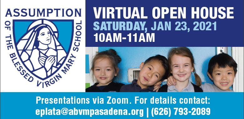 Virtual Open House 2021