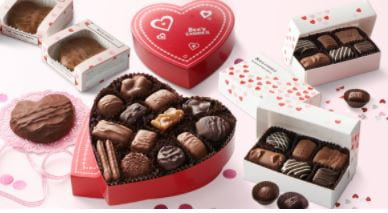 8h Grade's Fundraiser – See's Candy Valentines