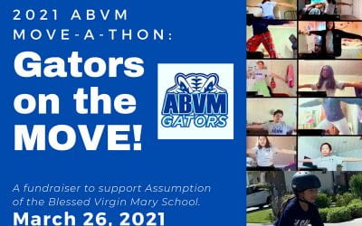 Get ready for our Move-a-thon: March 26, 2021!