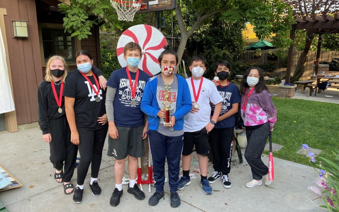 Congrats to our ABVM Odyssey of the  Mind Teams placing 6th and 11th in 2021 World Finals!