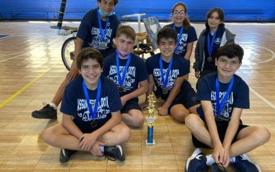ABVM teams placed 1st, 2nd and 3rd at the 2021 Odyssey of the Mind Southern California State Championships!