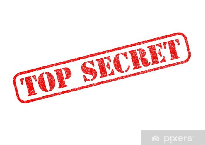 Secret Secrets Are No Fun; Secret Secrets Hurt Someone