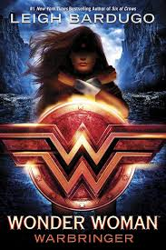 Book Review #1 - Wonder Woman: Warbringer by Leigh Bardugo