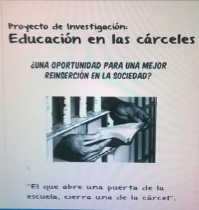 Investigación sobre educación en las cárceles argentinas