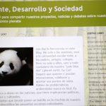 Blog ambiental - y no insisto más!