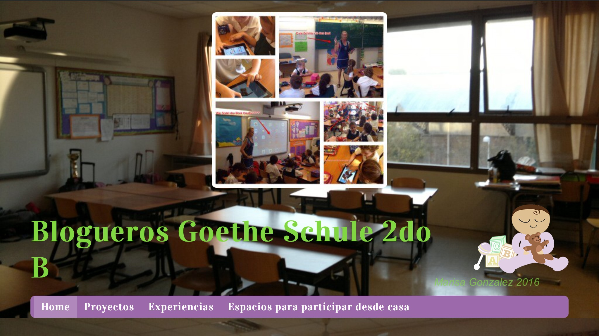 Blogueros Goethe Schule 2do