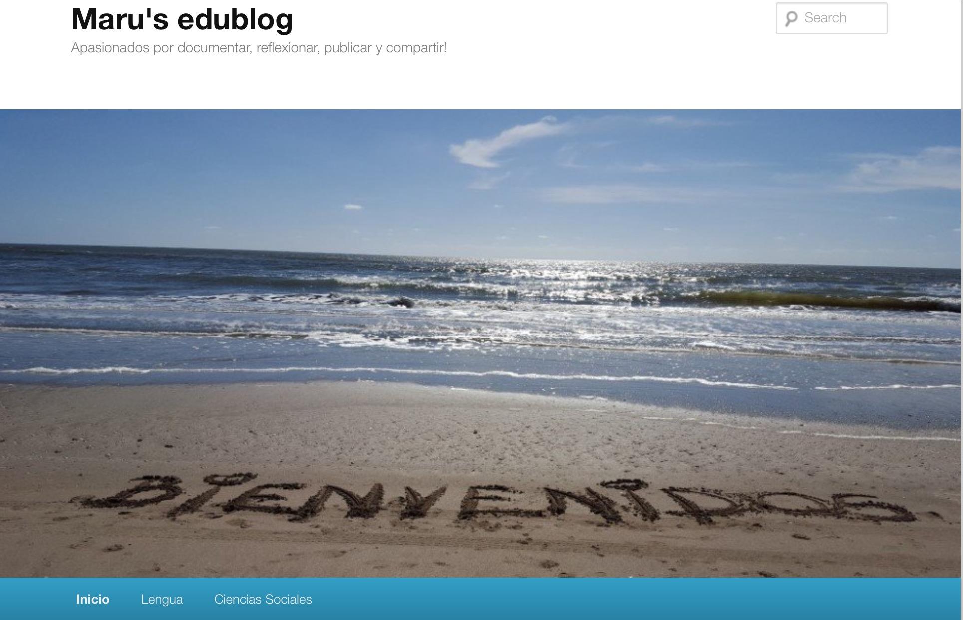 Maru´s edublogs