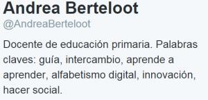mi perfil en twitter