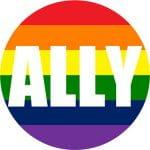 LGBTQIA+ Ally