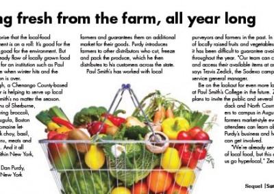 Fresh Farm All year long