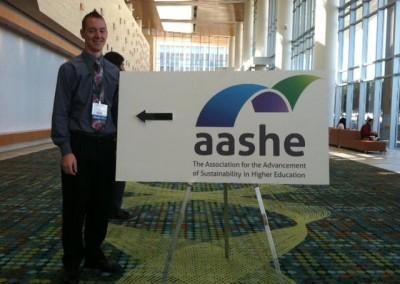 John AASHE