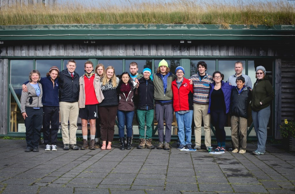Sólheimar; Iceland's Idealistic Community, A PSC Student Study Abroad Experience by Roderick Davis
