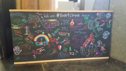 Adirondack Youth Climate Summit 2016