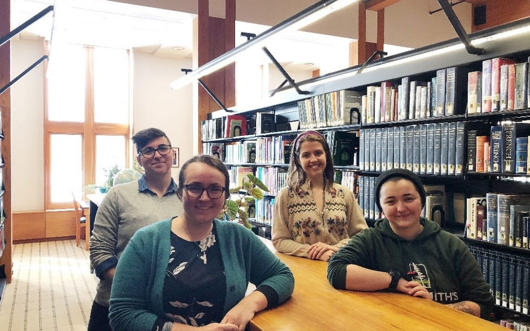Students approve over $9000 in  Sustainability Grant projects in Fall of 2019