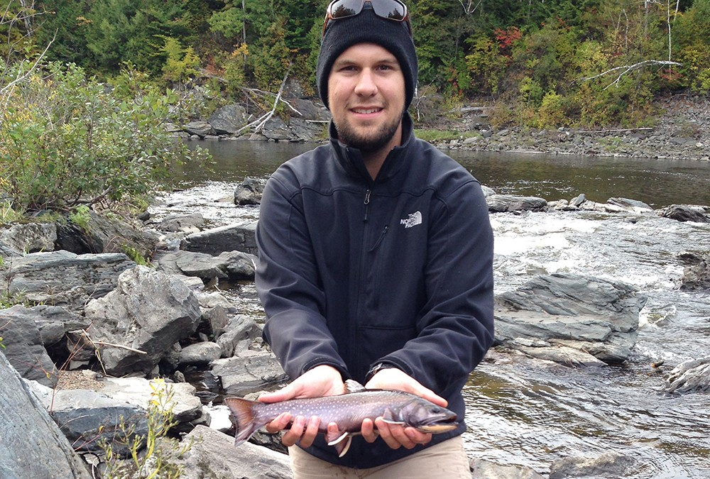 15″ Spawning Brook Trout