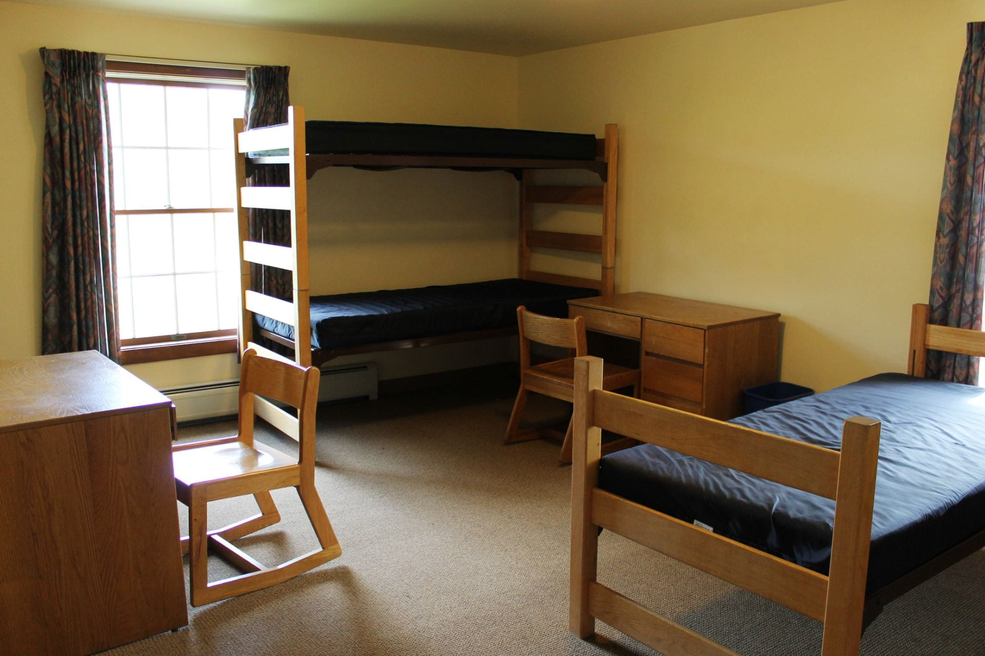 Hillside Triple Room