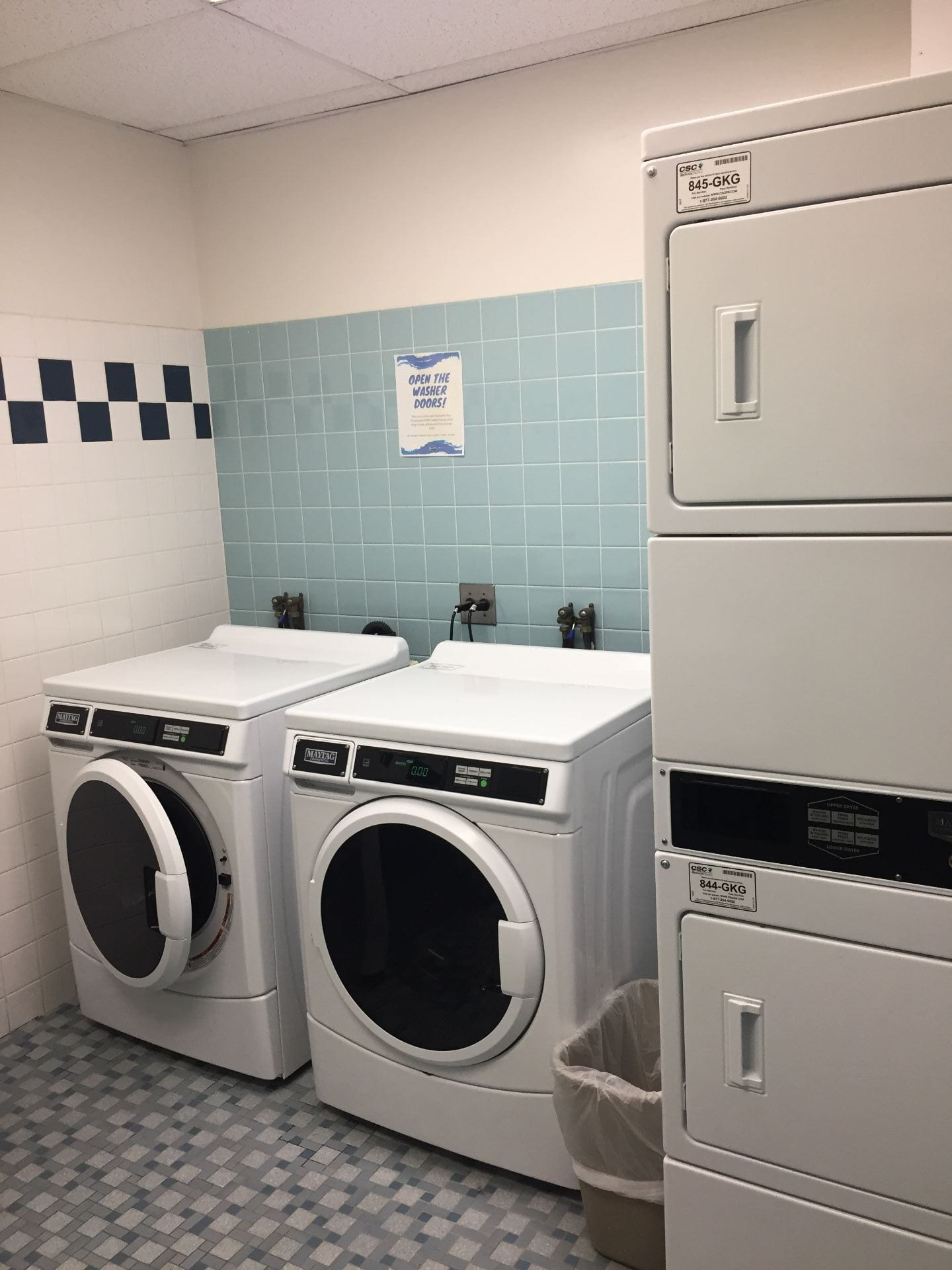 LMS Laundry Room