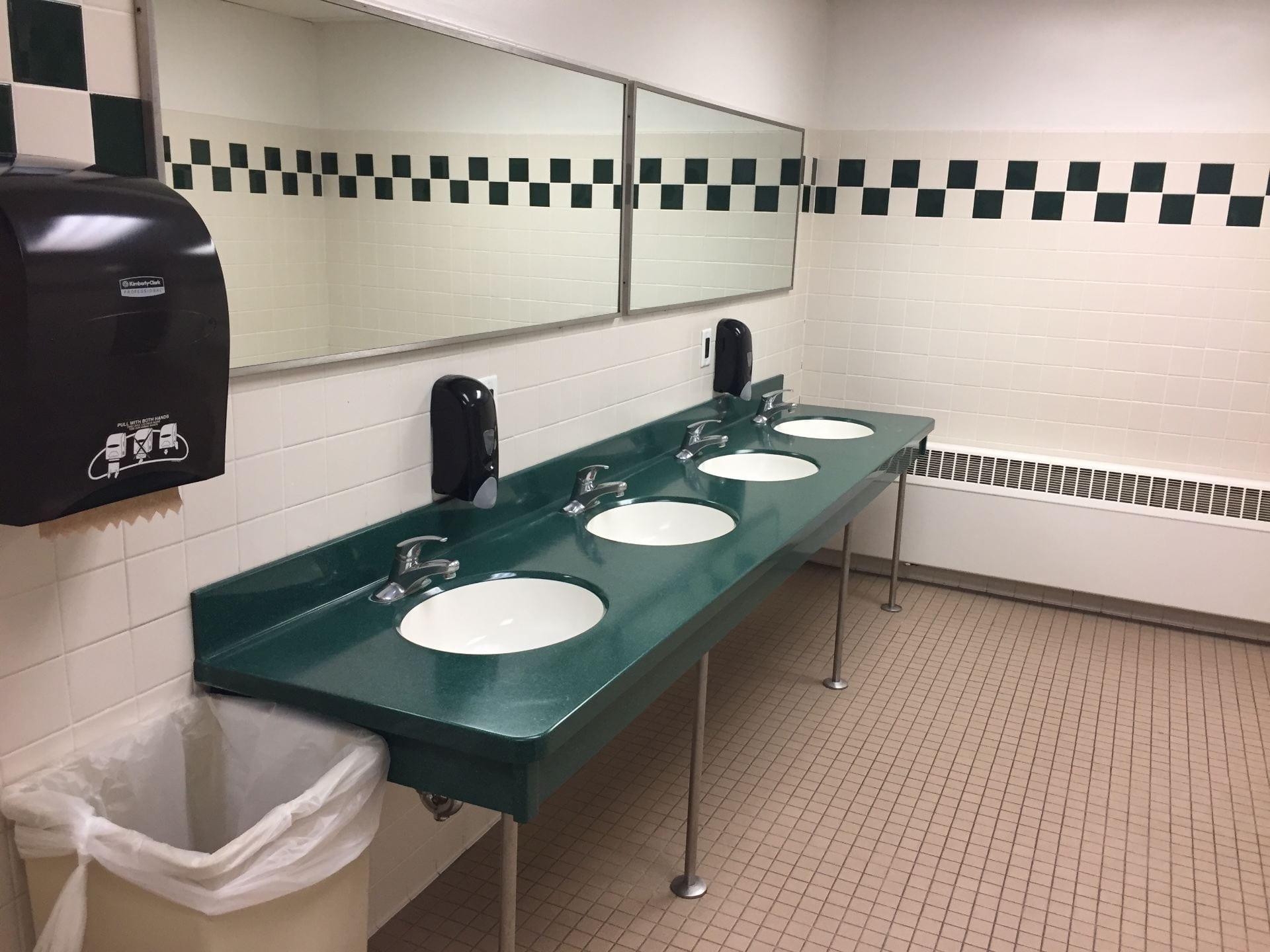 LMS Bathroom