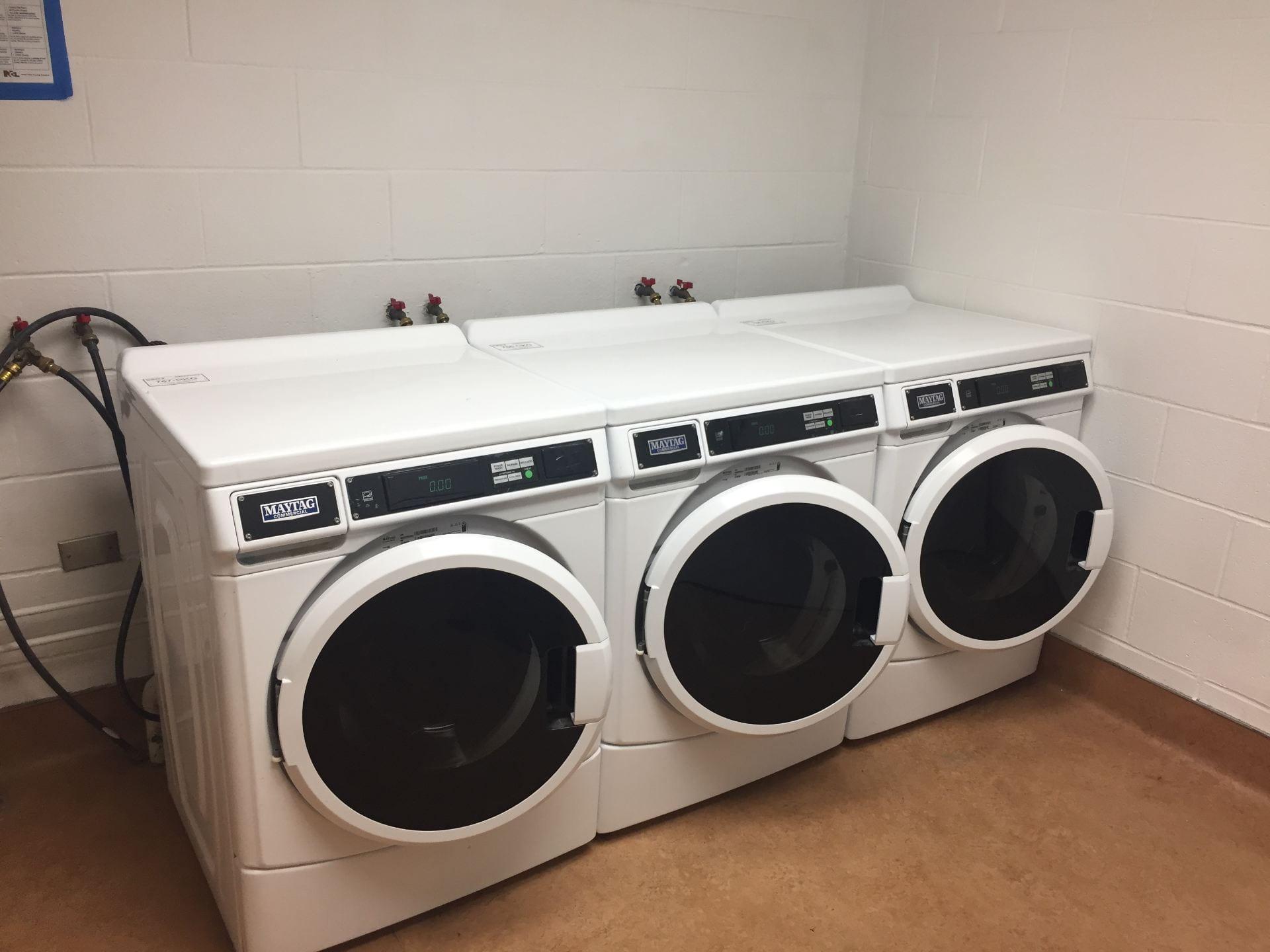 Saratoga Laundry Room