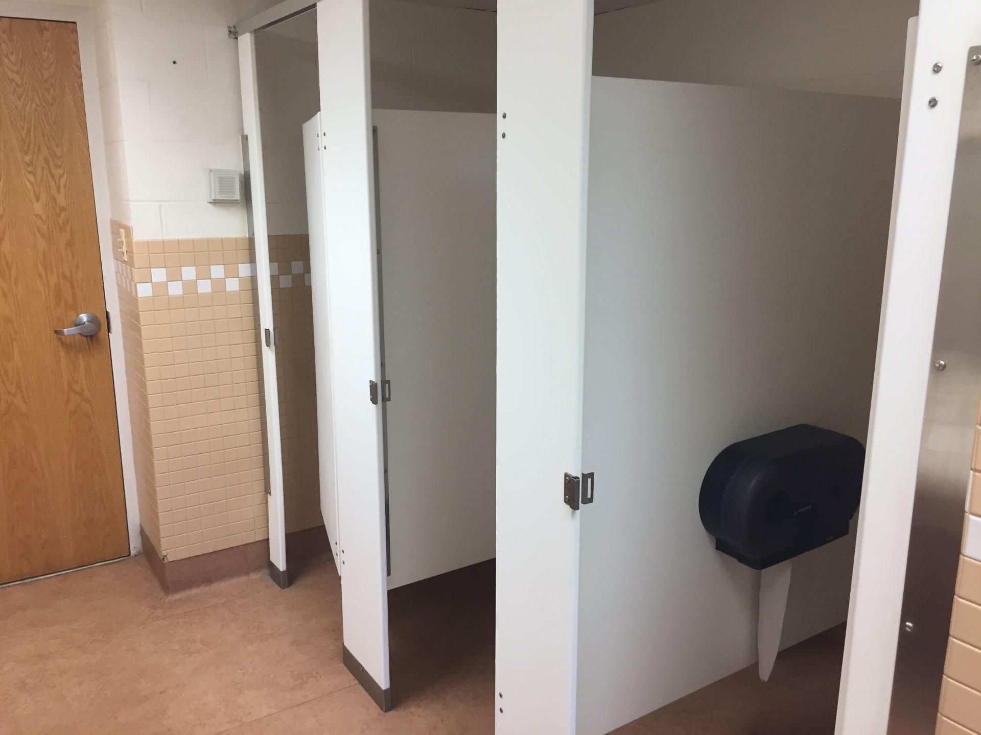 Saratoga Bathroom