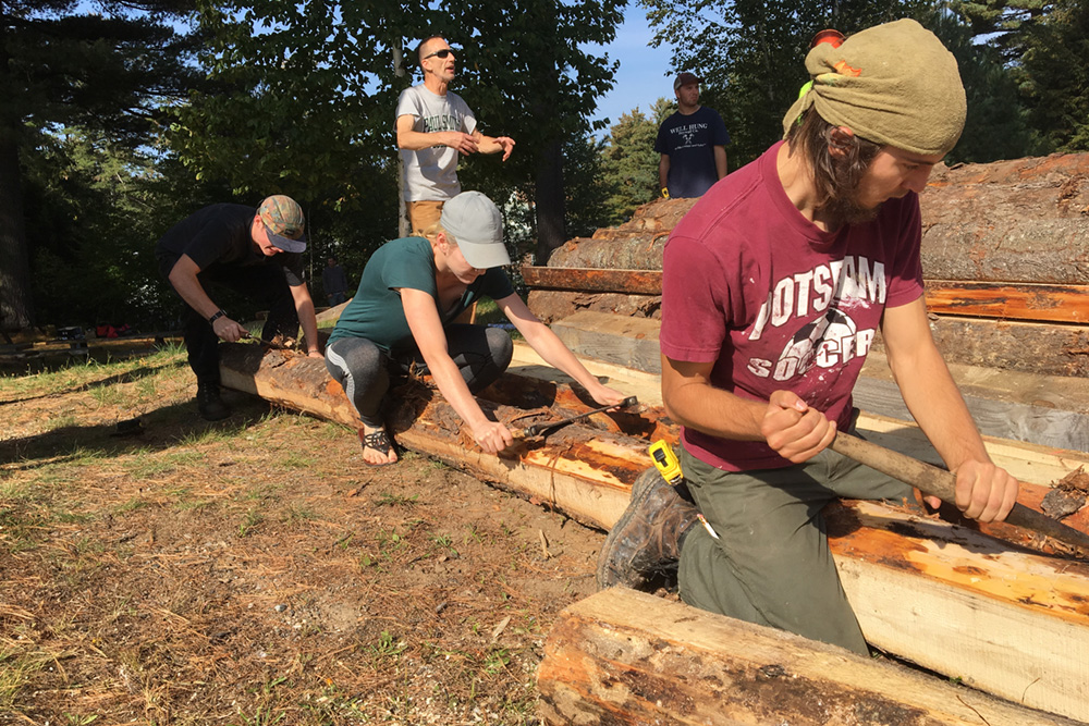 NCCC, PSC partner on outdoor classroom