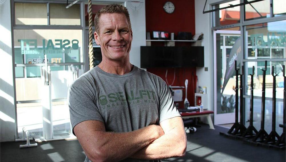 Former Navy SEAL Mark Divine