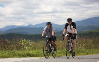 Cycle Adirondacks Introduces The Weekender at Paul Smith's College